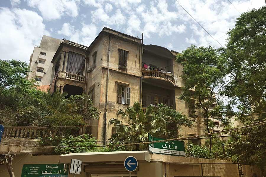 Beyrut_mimari. Fotoğraf Umur Dilek
