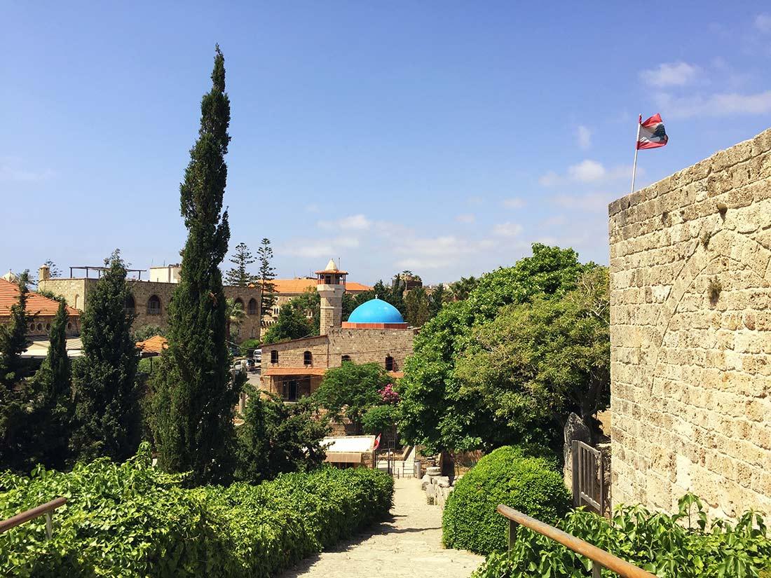 Byblos kalesi, Lübnan. Fotoğraf Umur Dilek