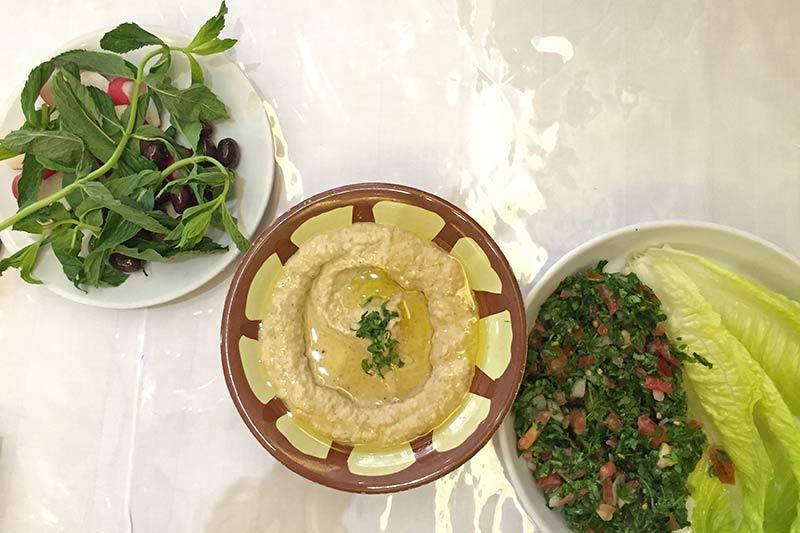 Le Chef, Humus Gemmayzeh Beyrut