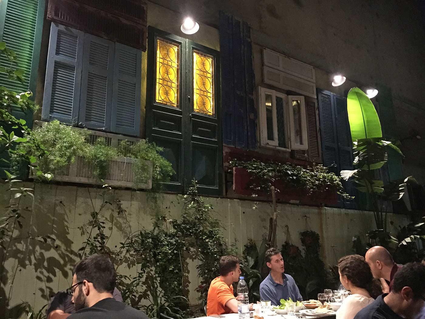 T-Marbouta kafe restoran Beyrut