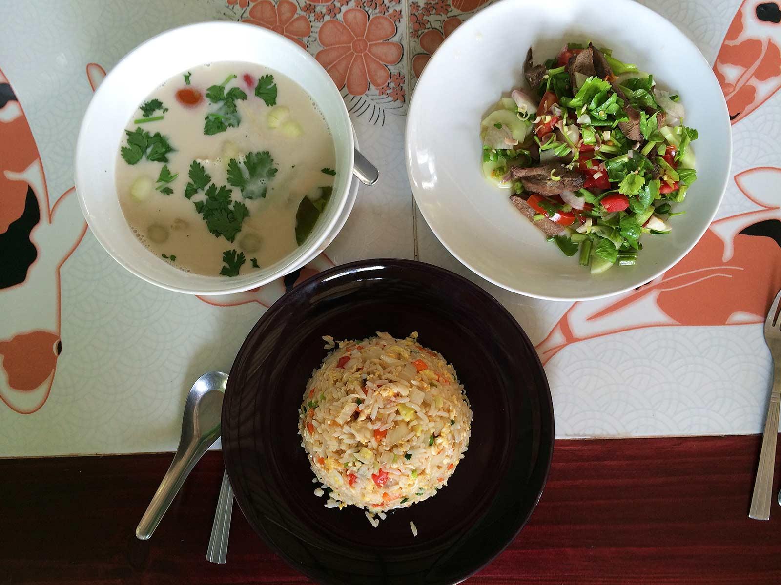 Chiang Mai yemek kursu, Tayland. Live Love Thank