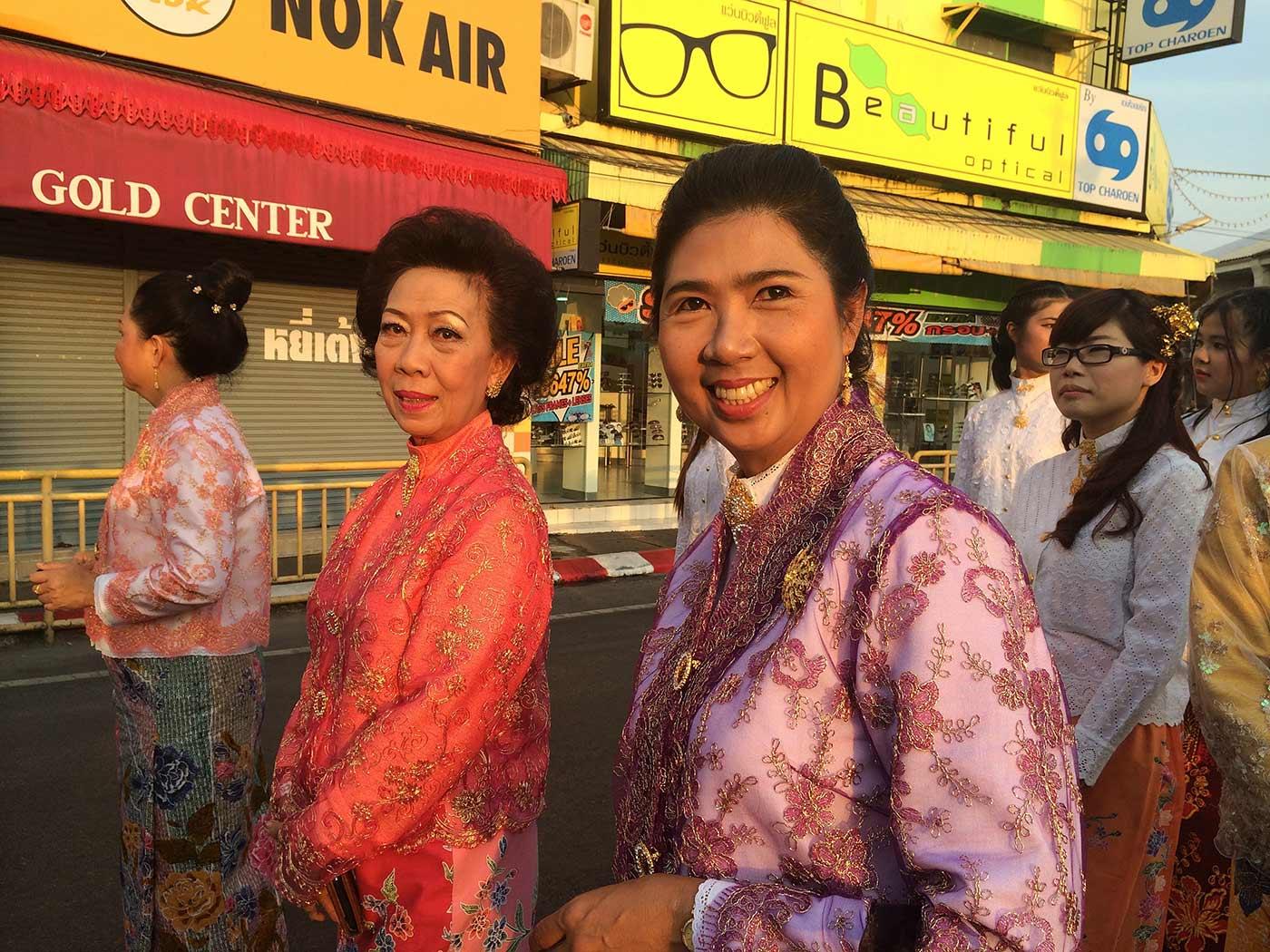 Phuket Old Town, Çin yeni yıl festivali