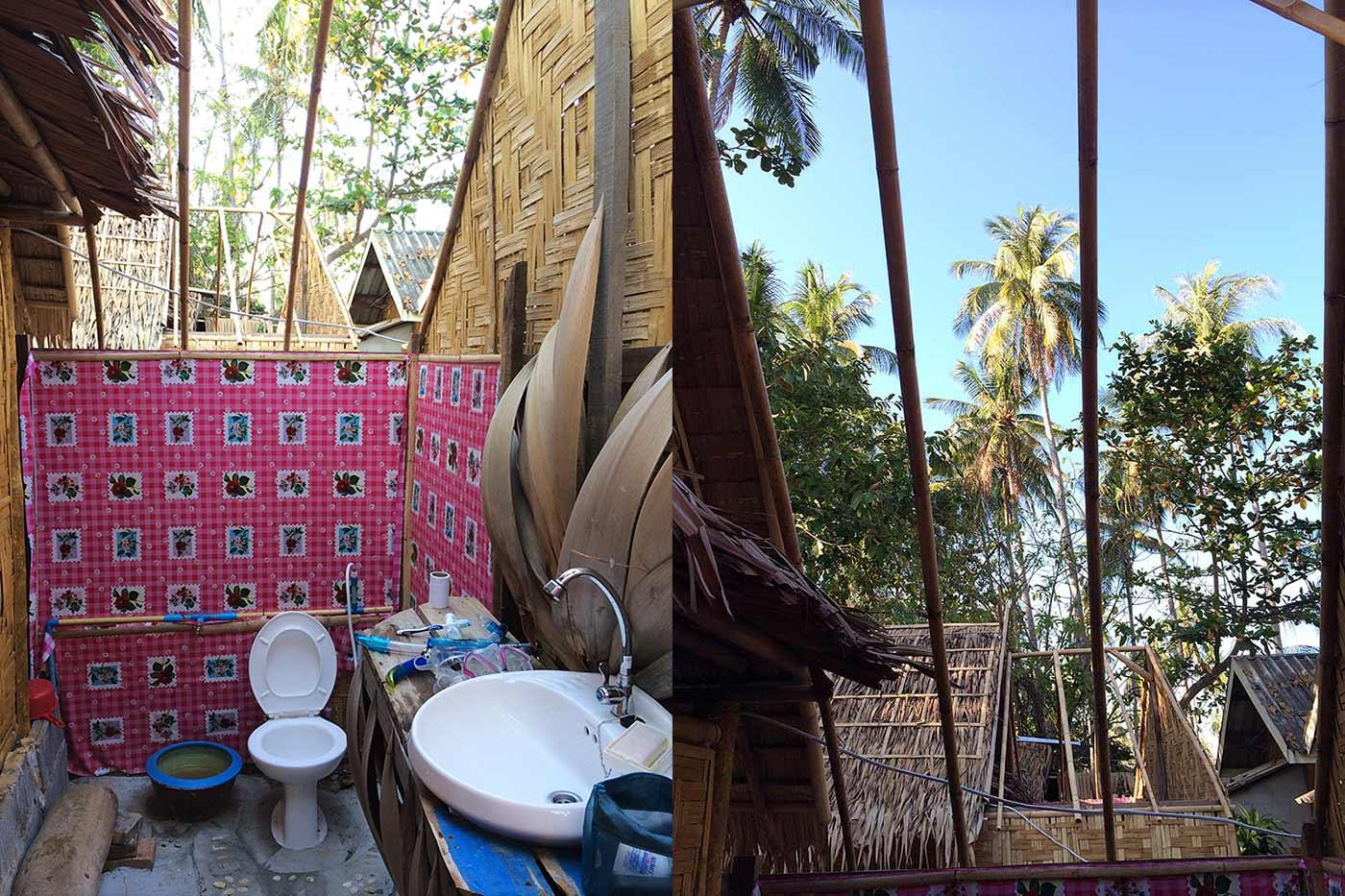 Where Else'de banyomuz ve manzarası, Koh Lanta