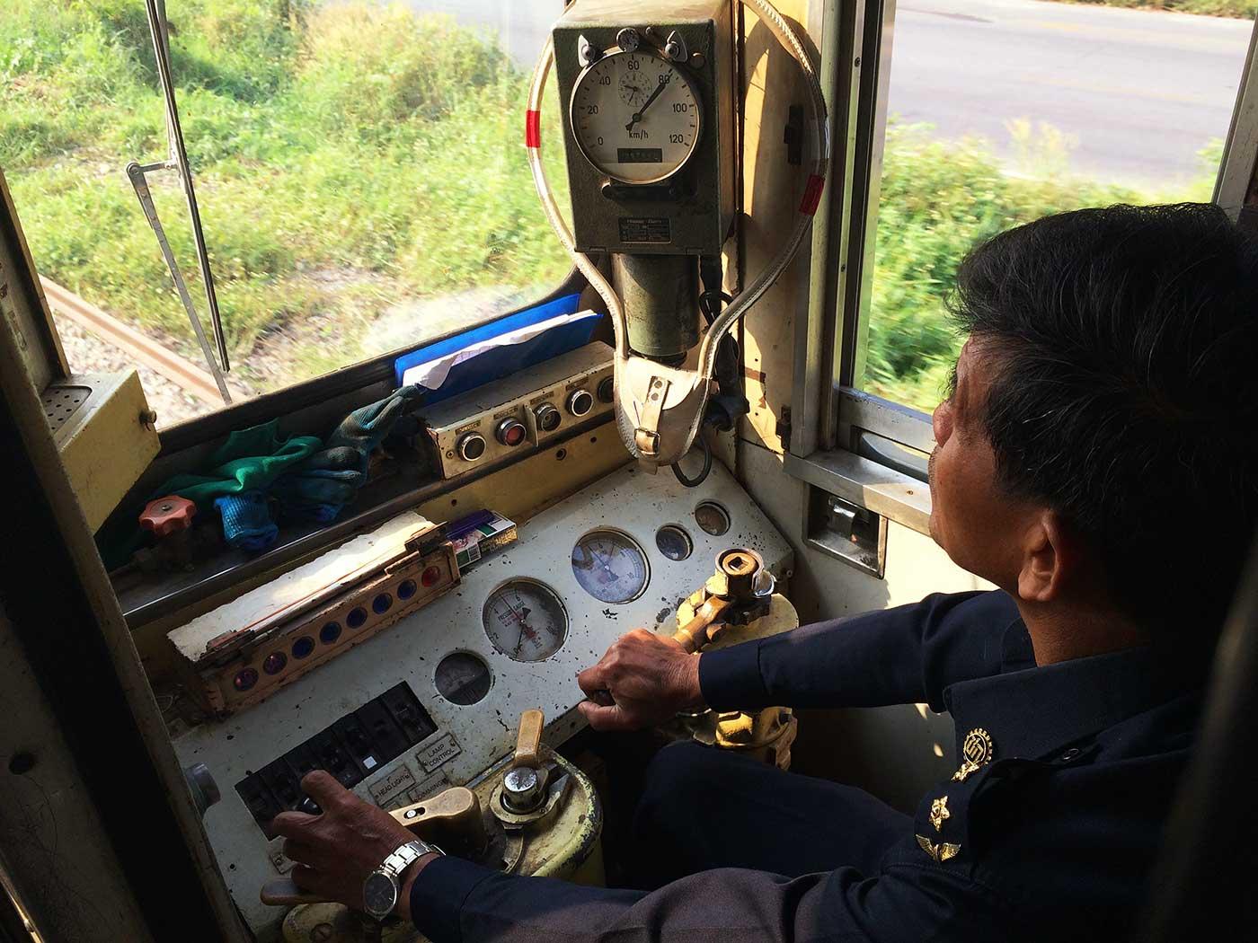 Chiang Mai banliyö treni