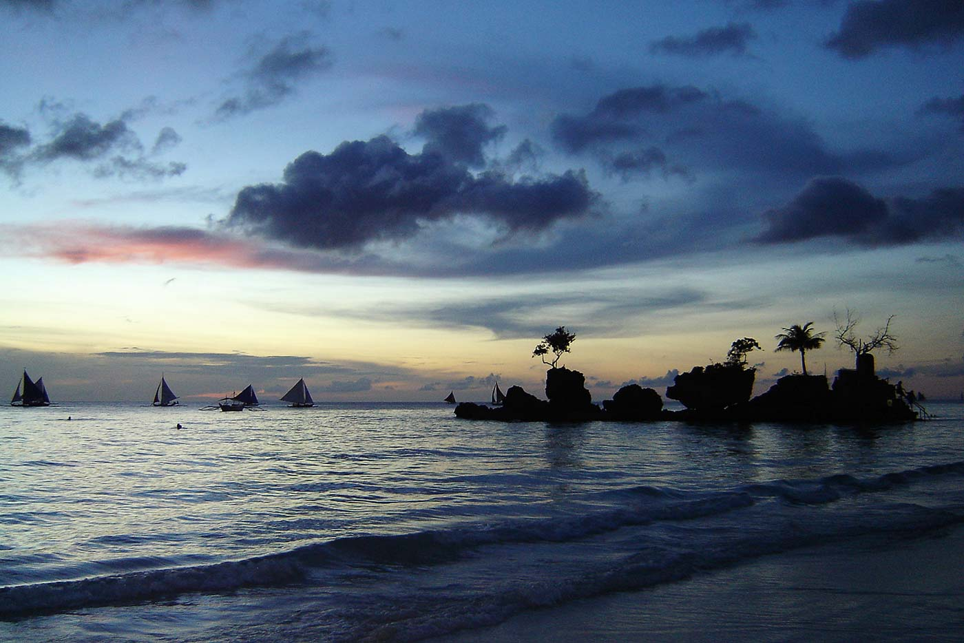 Filipinler'de Borakay