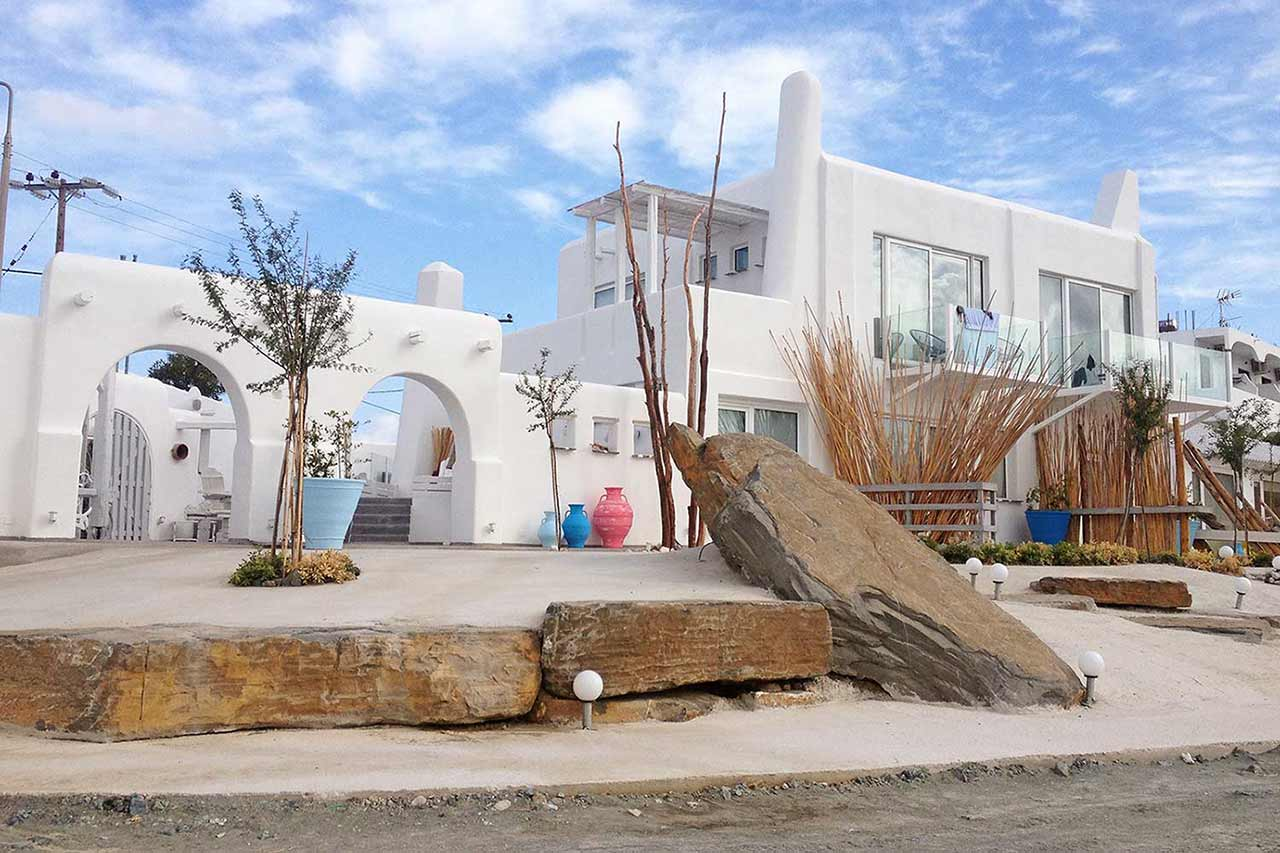 Kouros Exclusive Hotel, Rodos