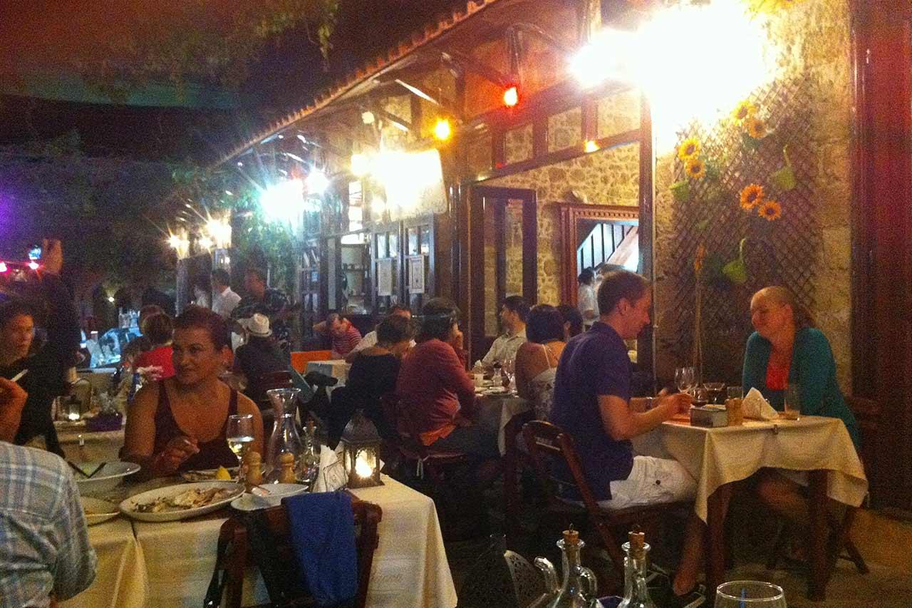 La Varka Restoran, Faliraki