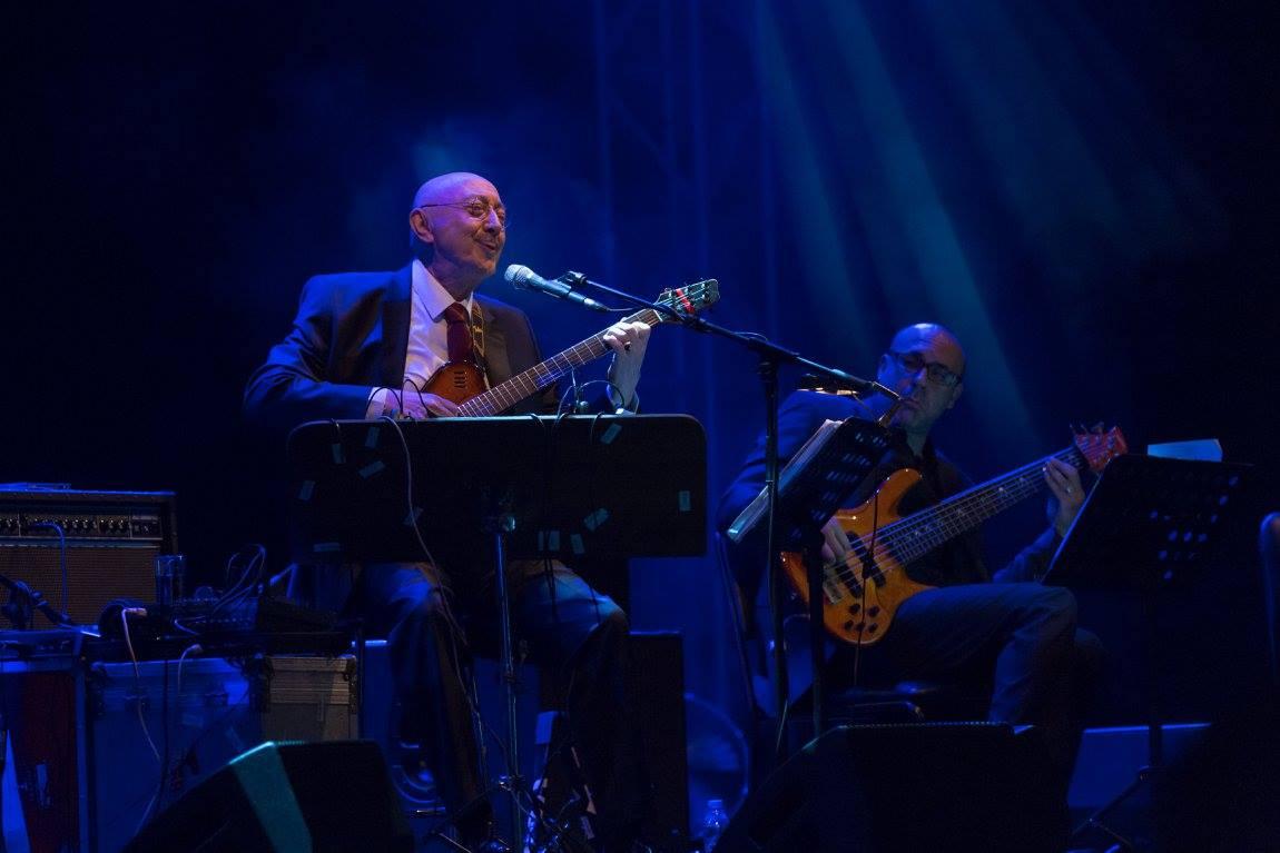 Özdemir Erdoğan caz Festivali konseri. Fotoğraflar: Ilgın Erarslan Yanmaz, Selçuk Polat ve Fatih Küçük @İKSV