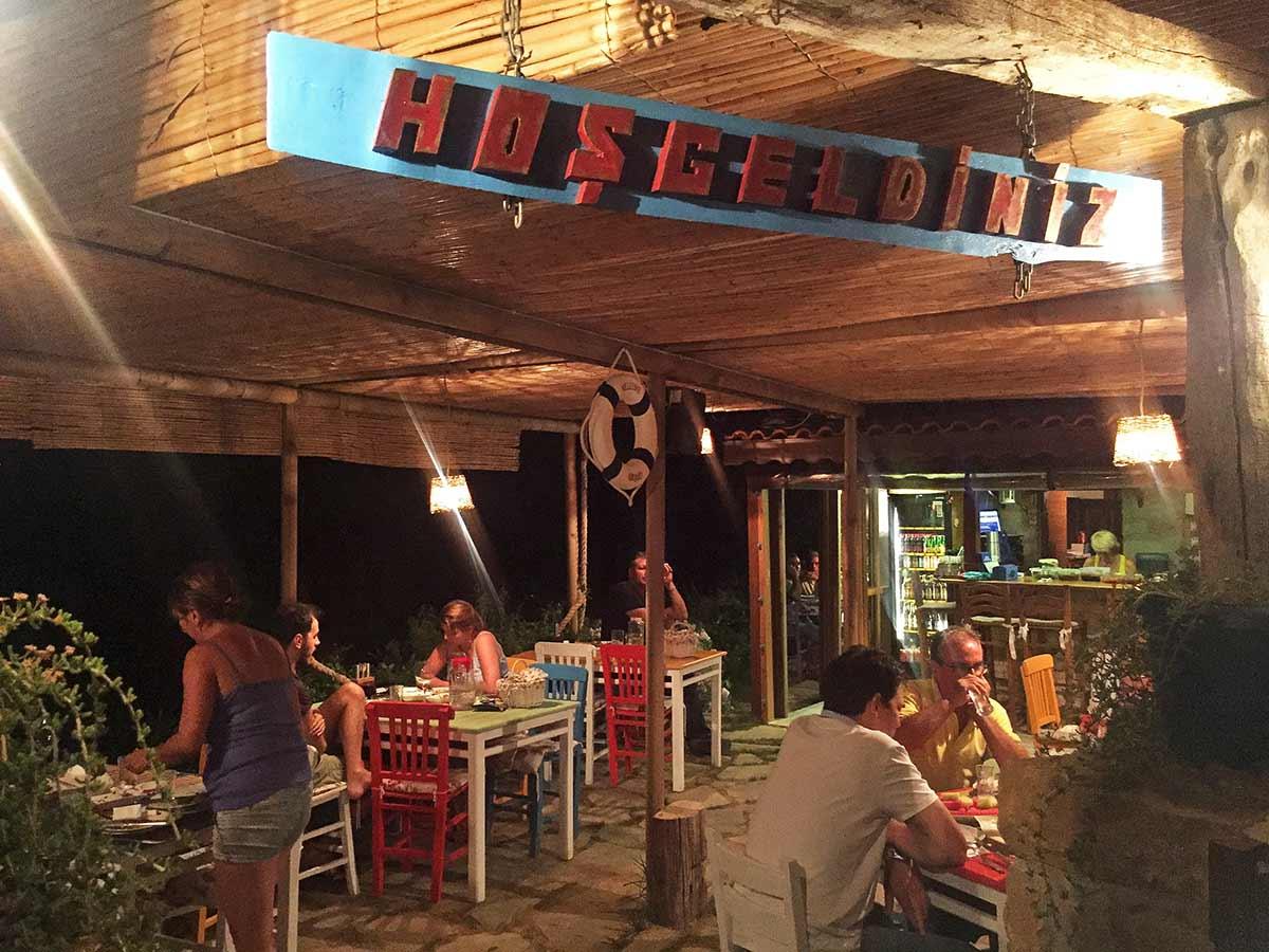 Gökçeada Dami Restoran