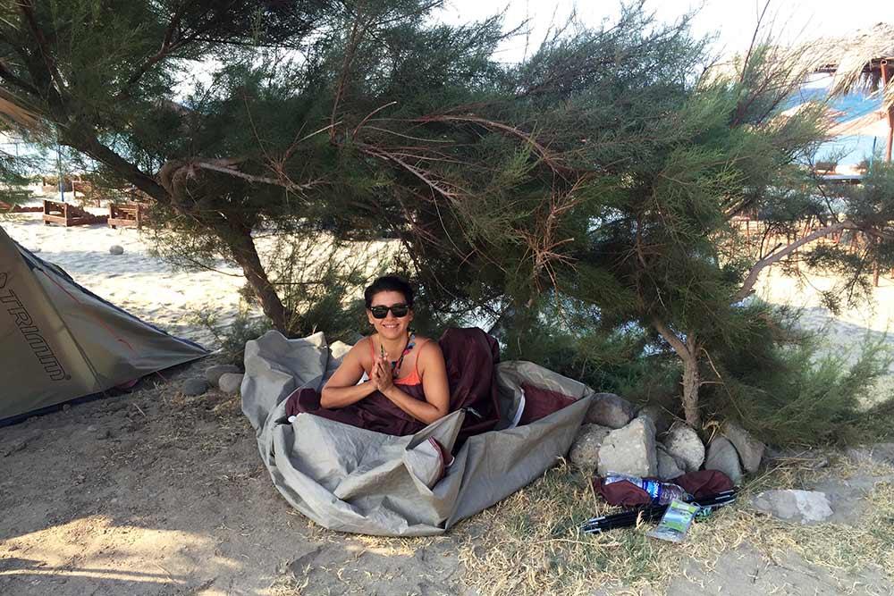 Şen Camping, Gökçeada'da kamp yerleri, 2016
