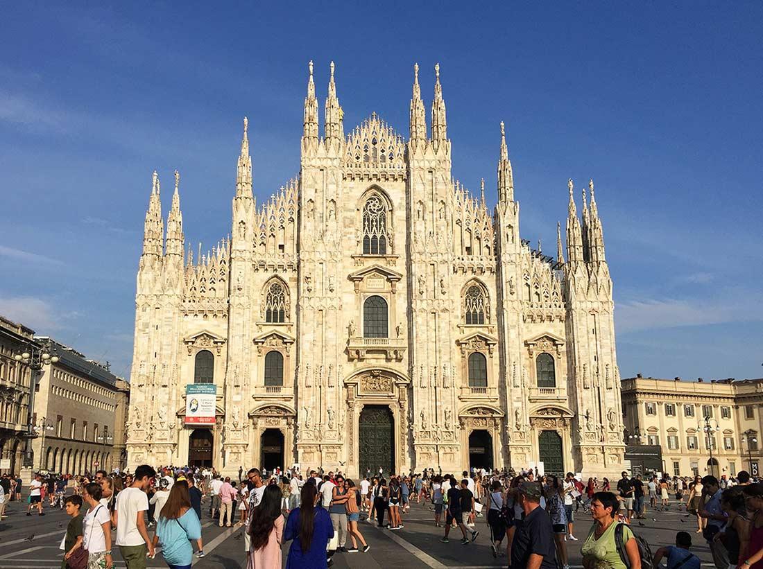 Piazza del Duomo, Milano