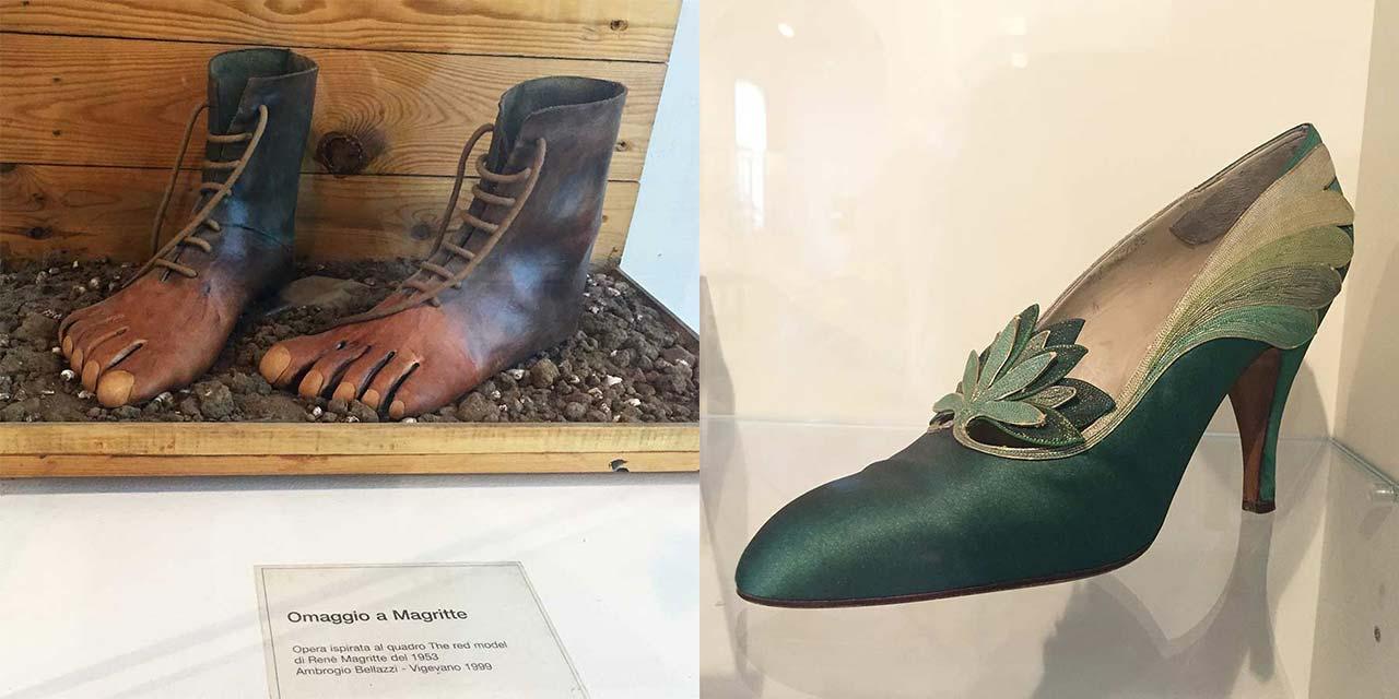 Vigevano Uluslararası Ayakkabı Müzesi