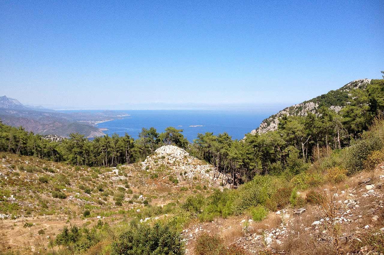 Musa Dağı'ndan Tekirova
