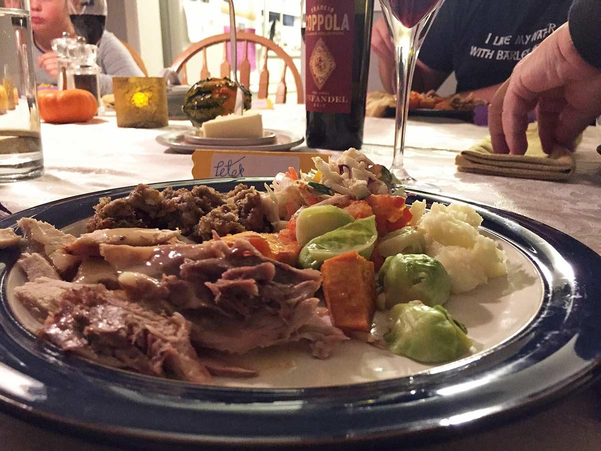 Toronto'da Thanksgiving