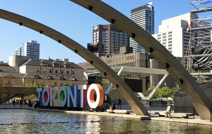 Toronto City Hall 2016
