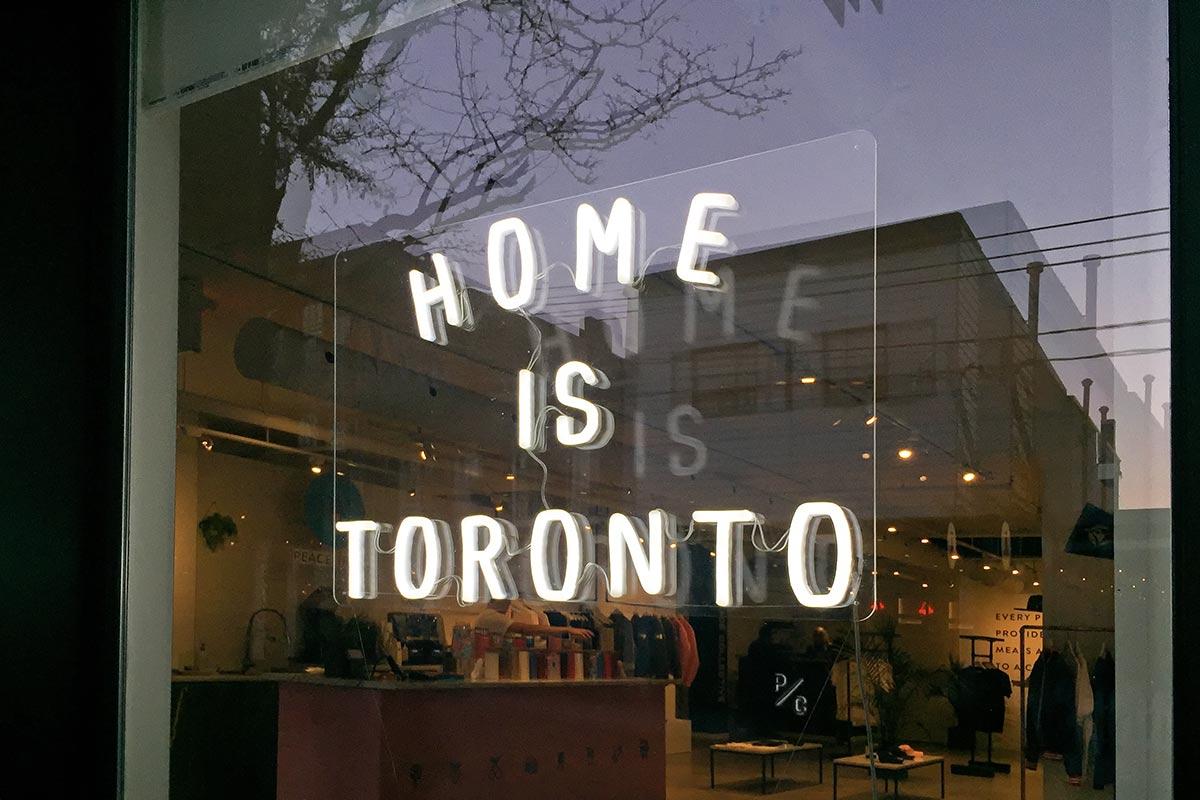 Toronto is Home, ev arayışı devam