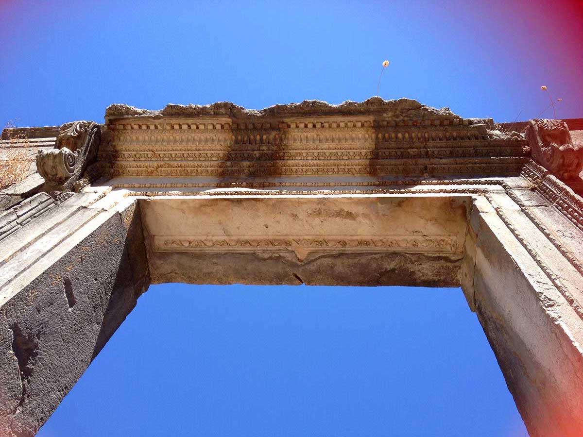Olympos antik kenti, Olimpos