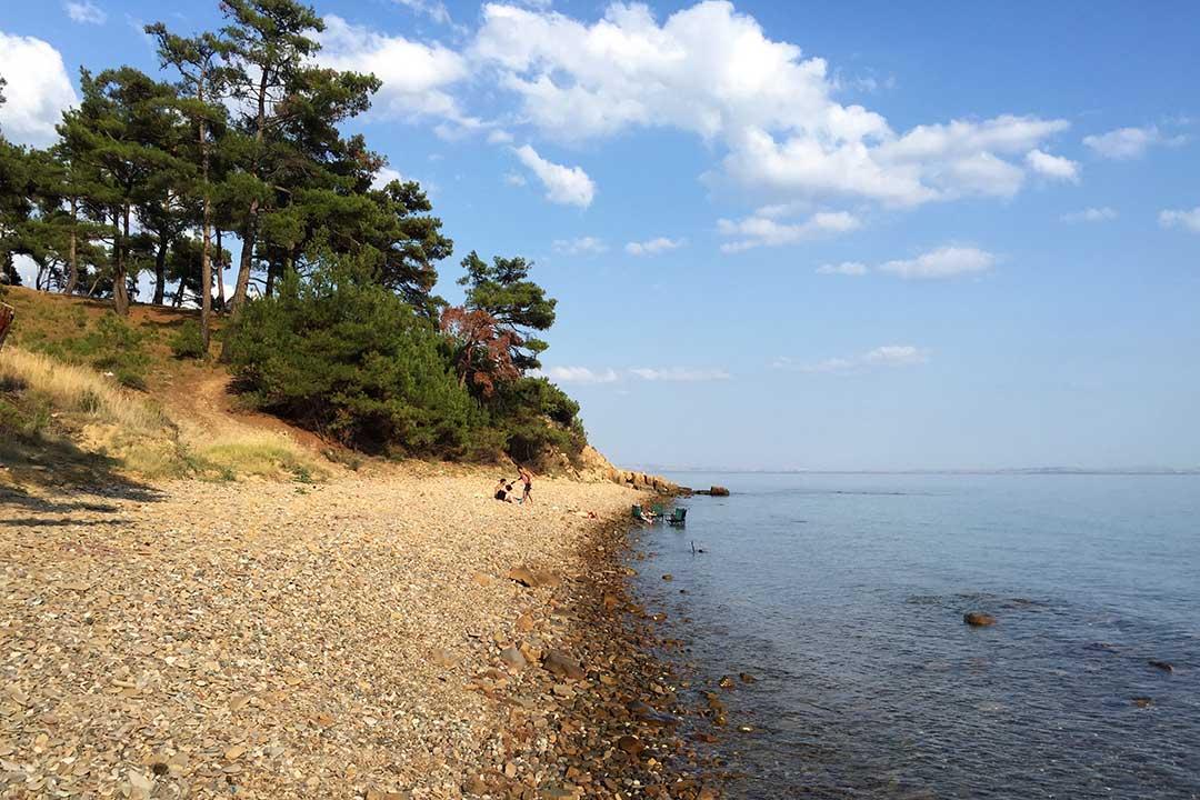 Gökçetepe sahil