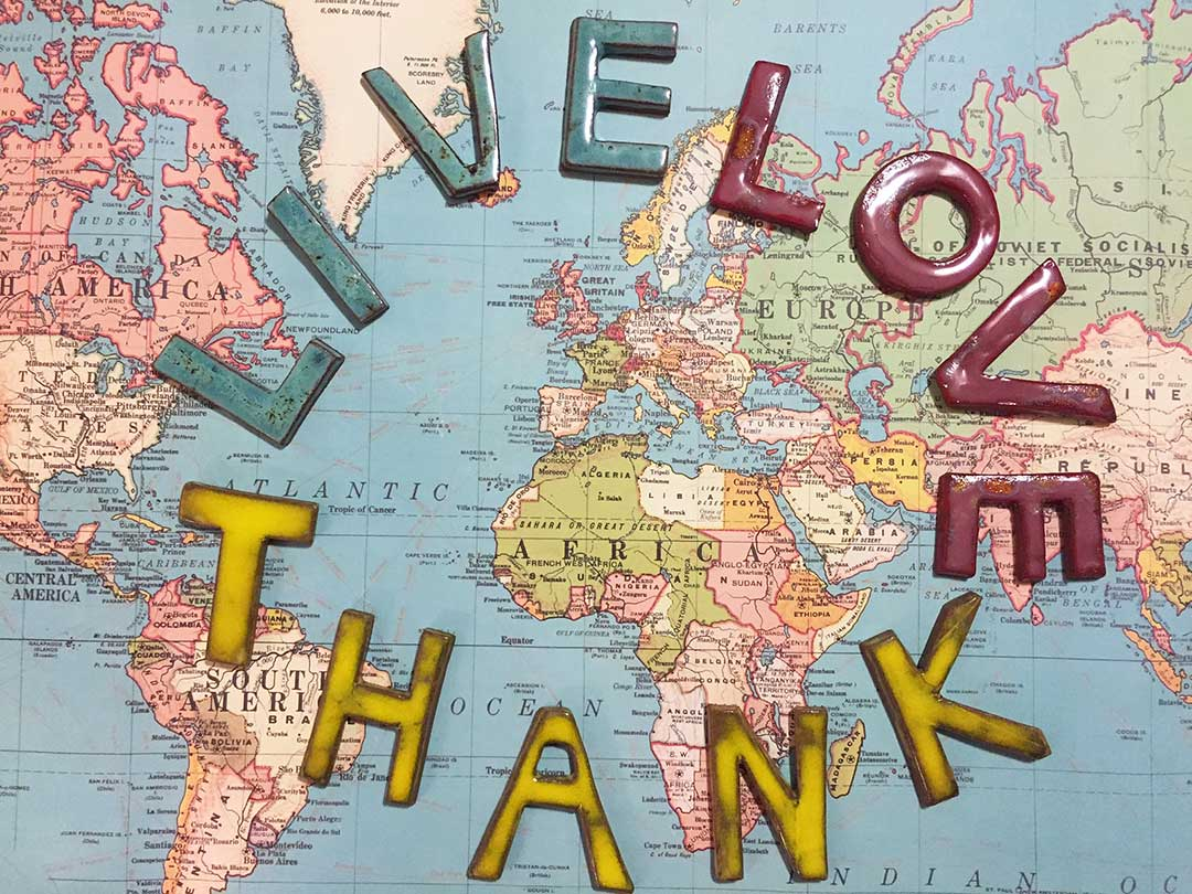 Live Love Thank, Toronto'da Kanada Tecrübesi