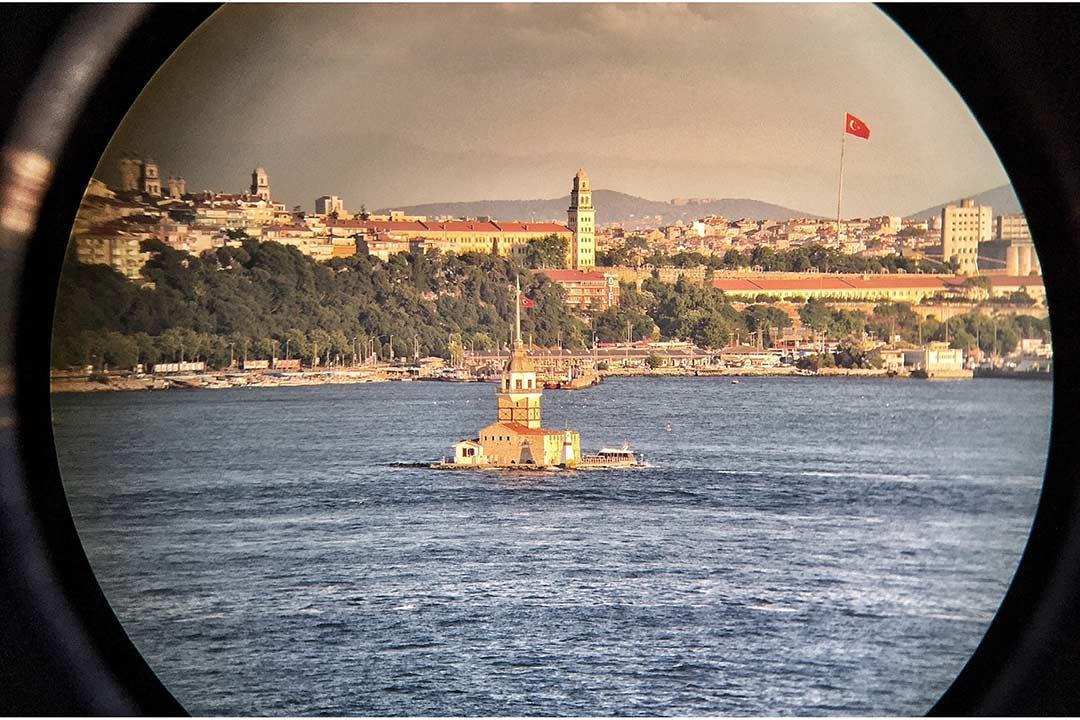Kız Kulesi, İstanbul. Fotoğraf: Umur Dilek