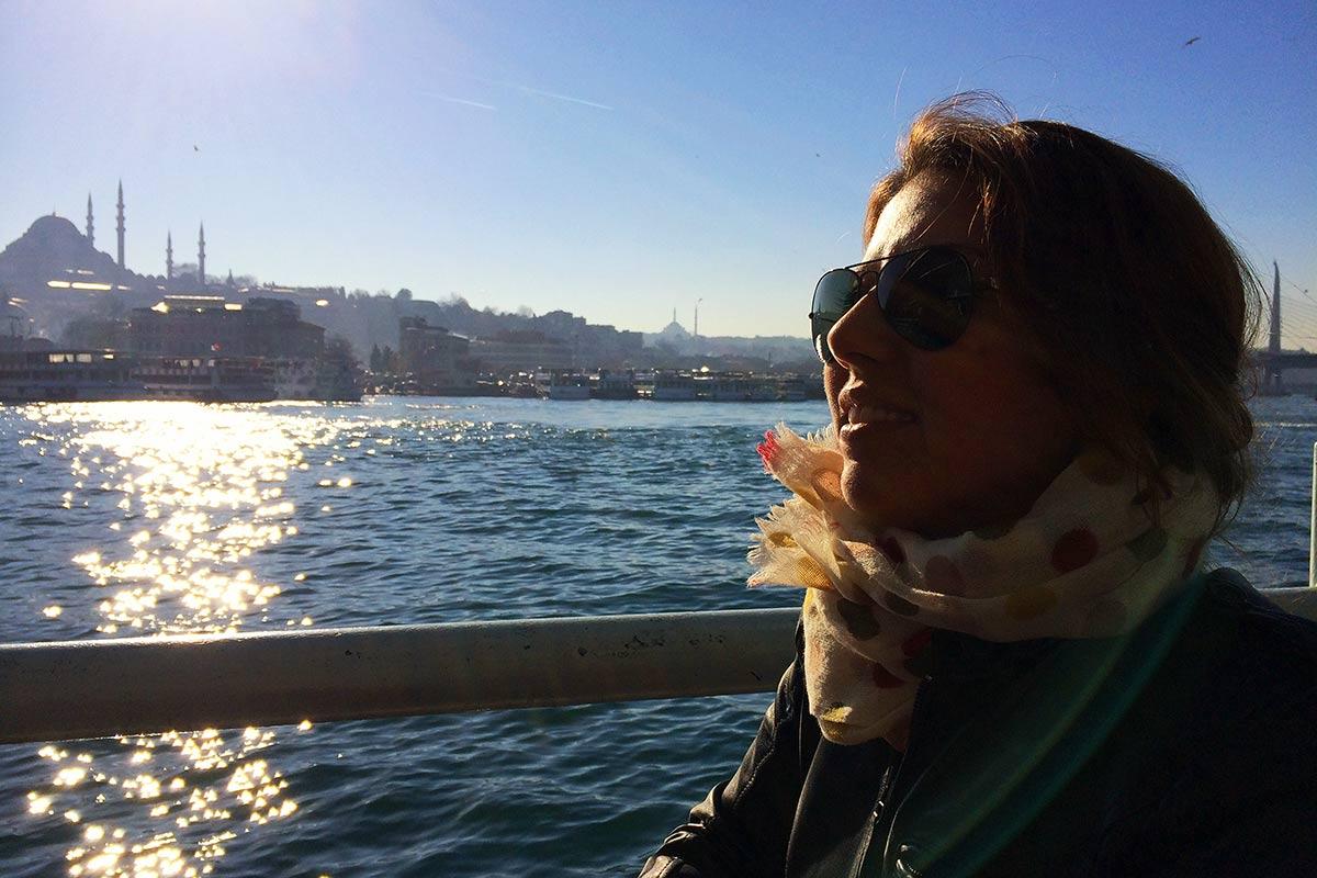 İstanbul özlemi live love thank, İstanbul