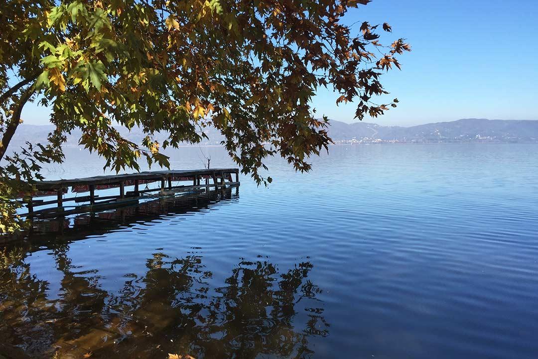 Kırkpınar, Sapanca gölü