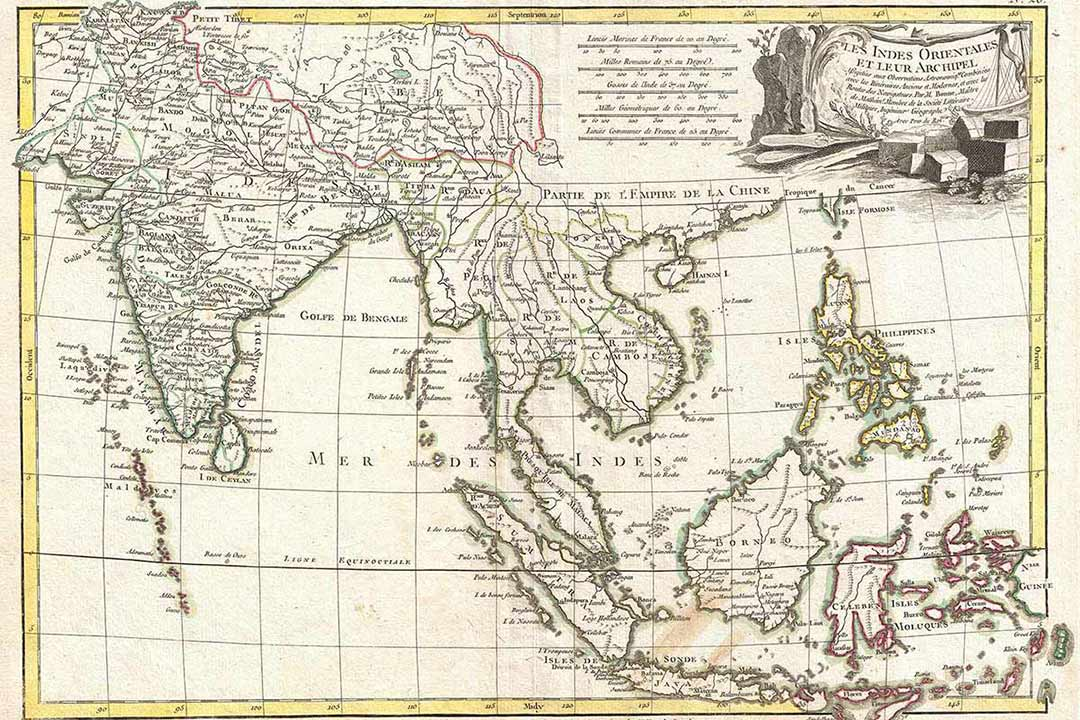 Güzergah Tayland. Live Love Thank Thailand Map. 1770