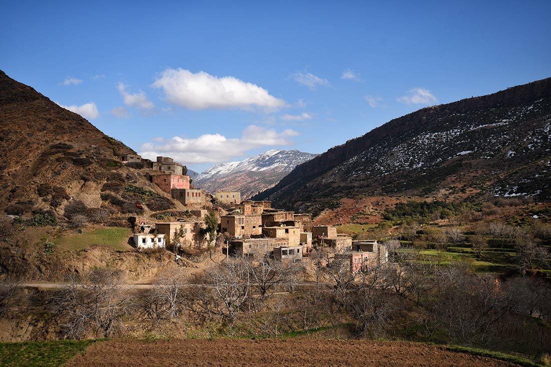 Fas, Atlas Dağları