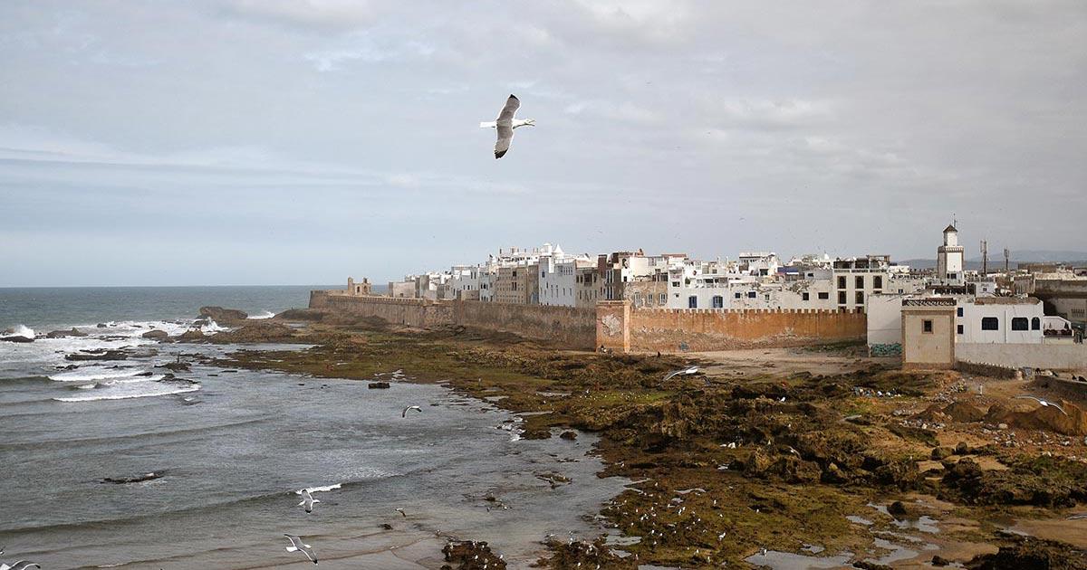 Essaouira Limanı Fas