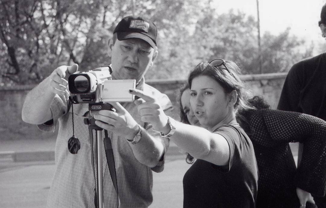 Sıla Kısa film, Yönetmen Petek Berksoy
