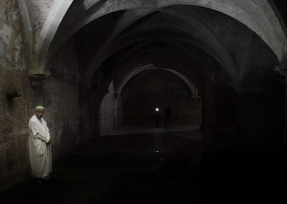 Portekiz sarnıcı/Portuguese Cistern El Jadida, Morocco/Fas