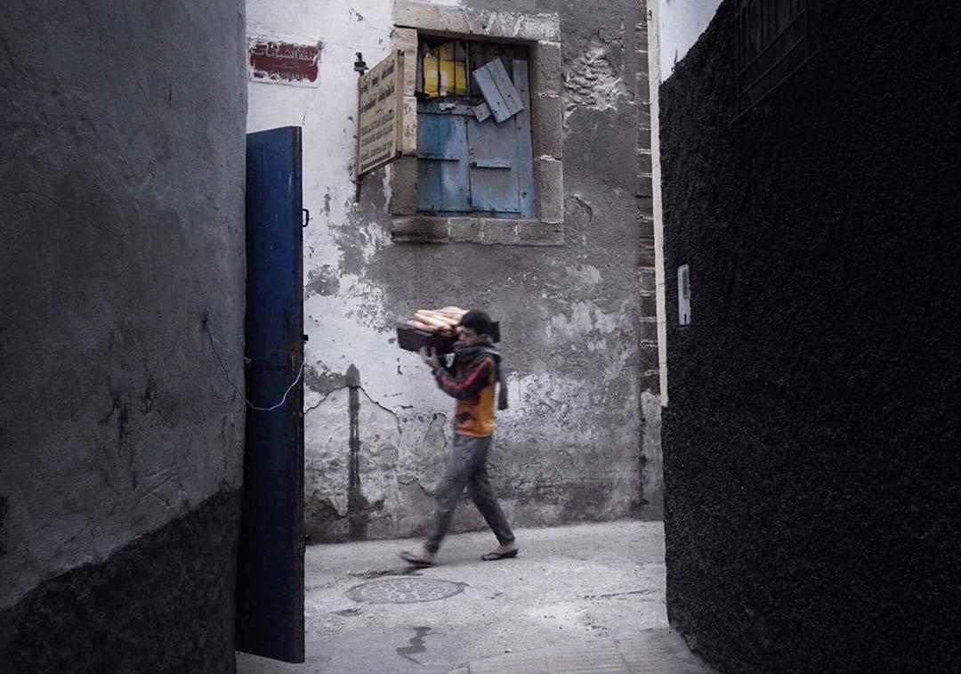 Fas'ta bir iş günü Ocak 2017, Morocco/Fas