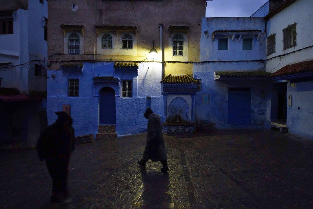 Sabah Telaşı/Morning Rush Chefchaouen, Morocco/Fas