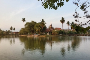 Masallar Şehri Sukhothai