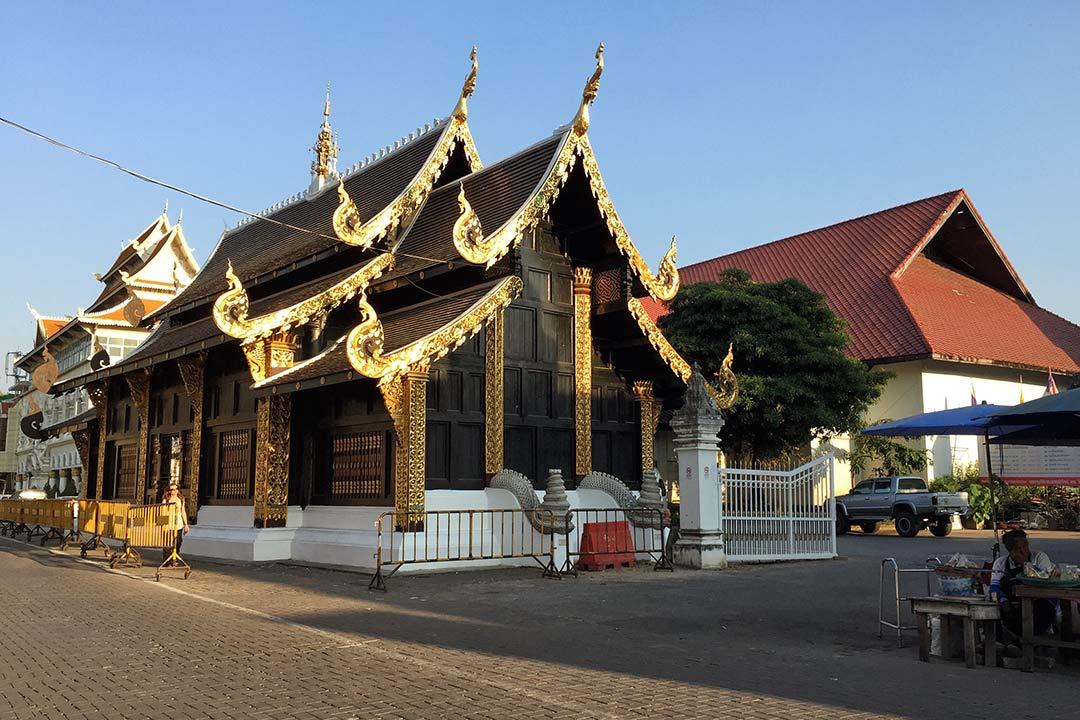 Chiang Mai, arabayla Tayland