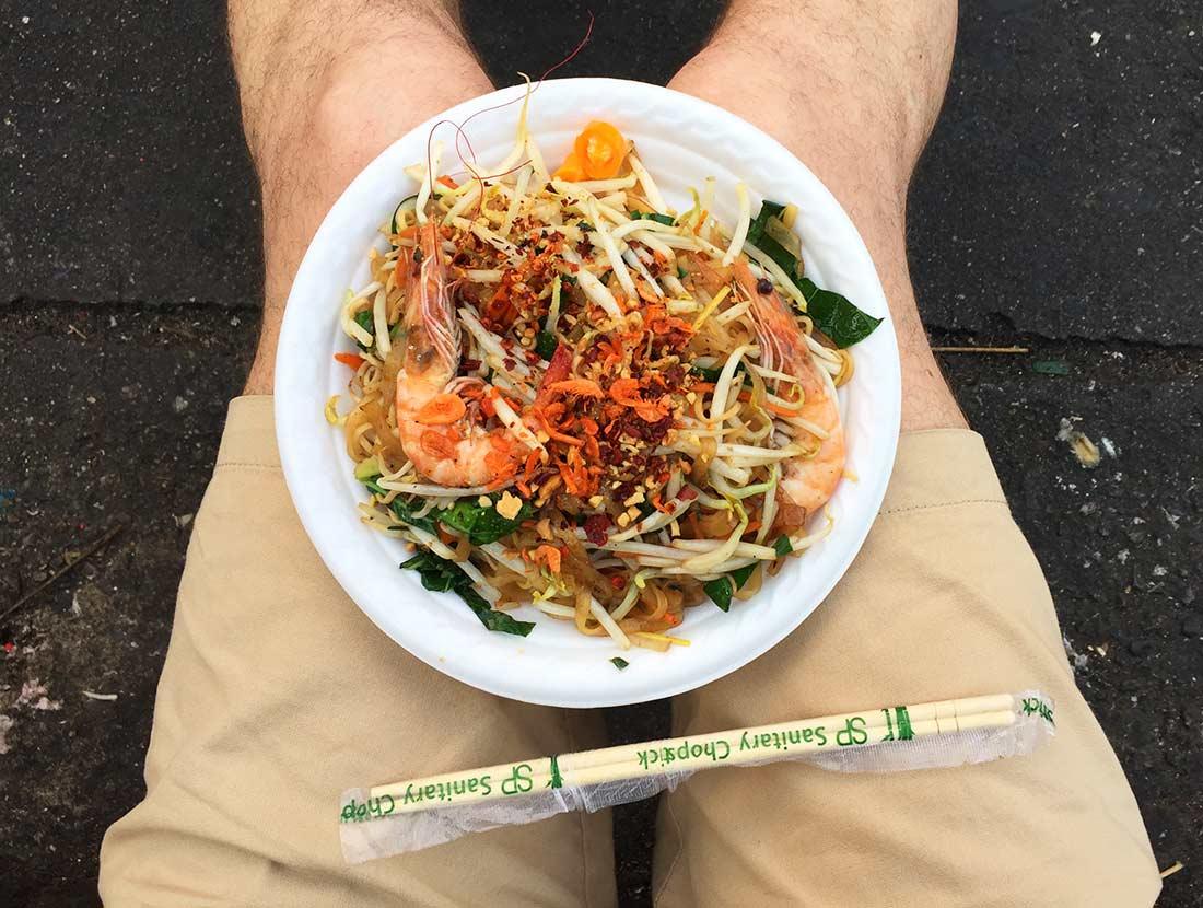 Bangkok, ilk Pad Thai'm. Tayland'da yediğim en iyi 10 yemek