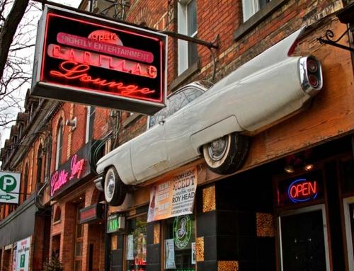 Toronto Gece Hayatı ve Bir Sergi Açılışı