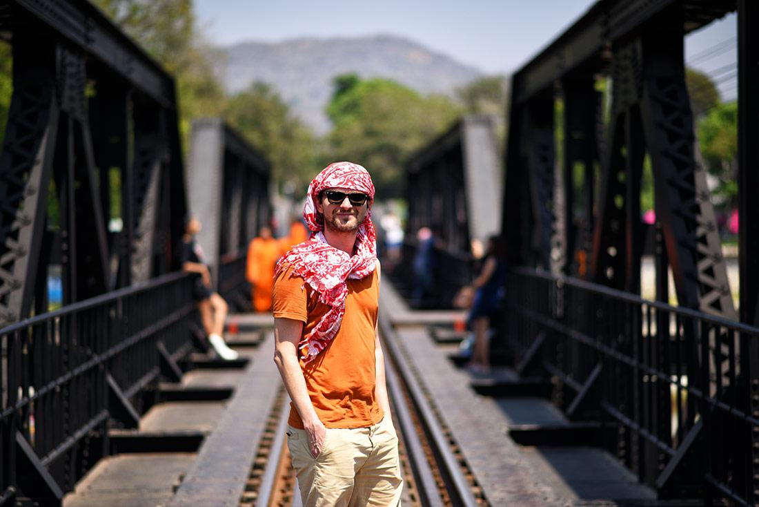 Umur, Kuzey Tayland'da Kwai köprüsü
