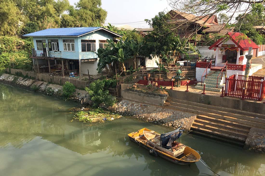 Eski Uzak Doğu'nun Venedik'i: Ayutthaya