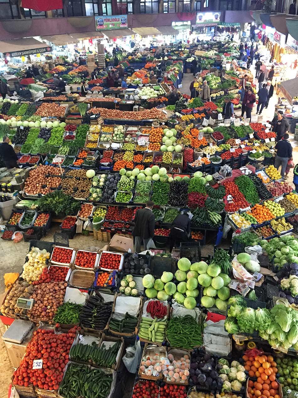Kadınlar Pazarı, Konya