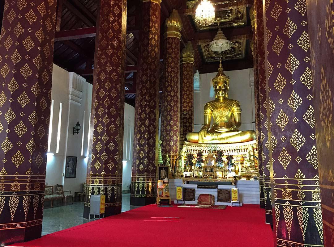 Wat Na Pra Men Ayutthaya