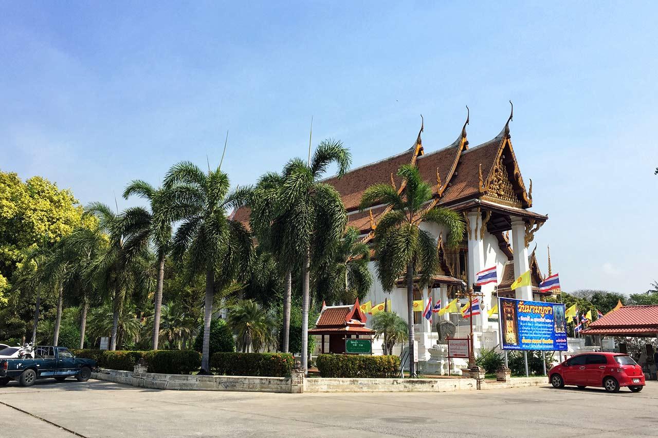 Wat Na Pramen, Ayutthaya