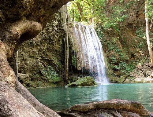 Erawan Şelaleleri: Cennetin Yedi Katı