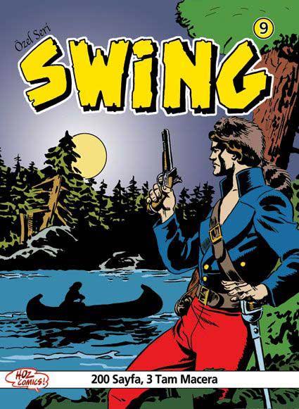 Kaptan Swing Ontario kamp