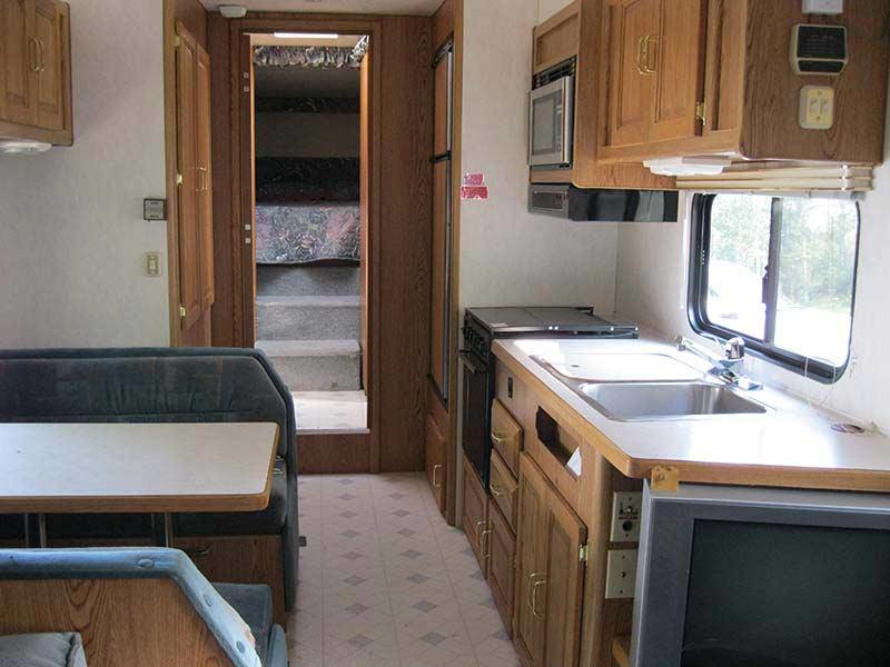 Ontario kamp karavan