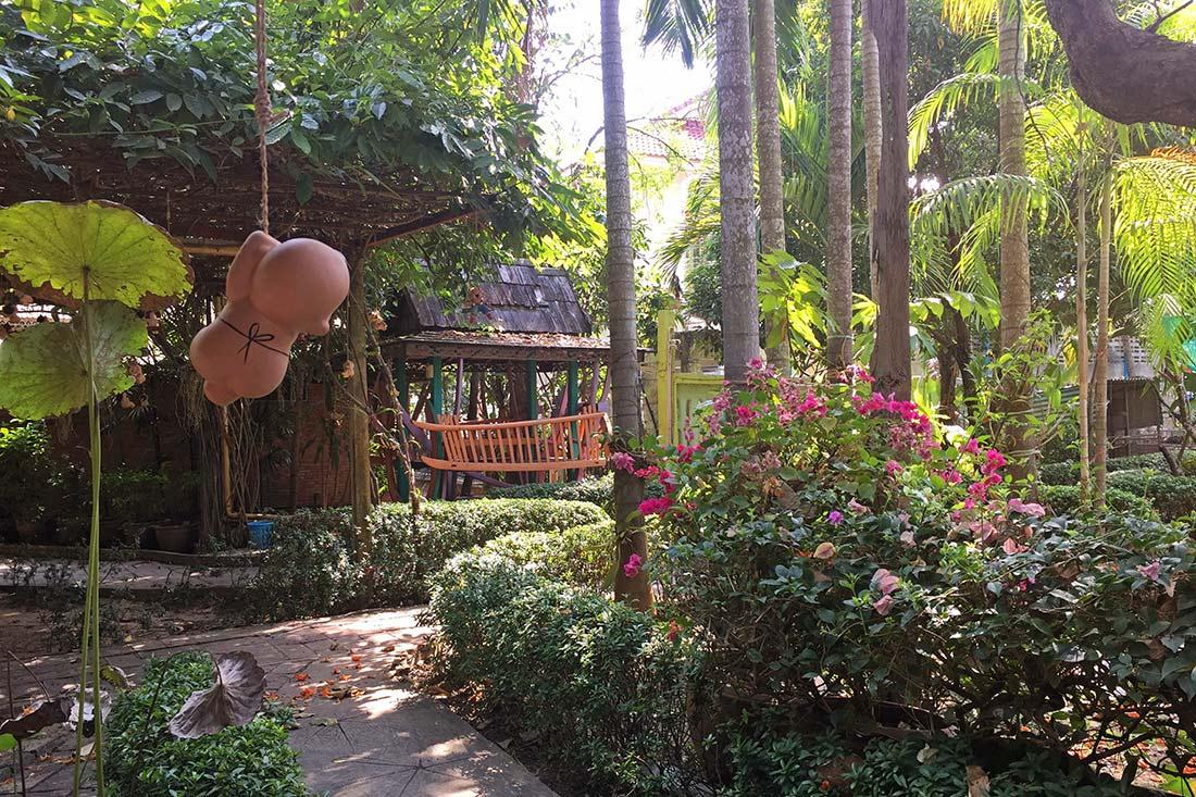Sukhothai Orchid Guest house