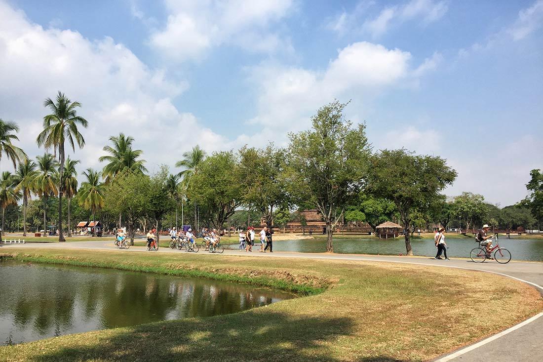 Sukhothai Tayland
