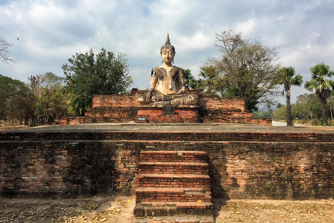 Sukhothai Tarihi Kenti Tayland