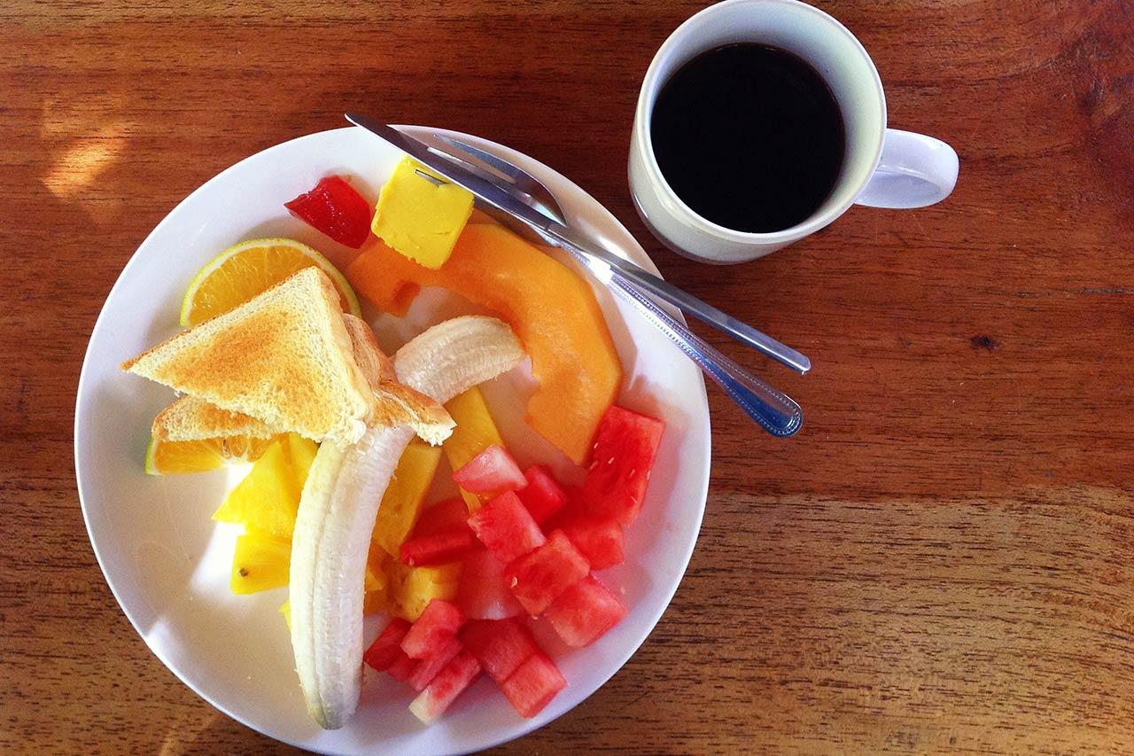Casa Zen kahvaltım, Santa Teresa