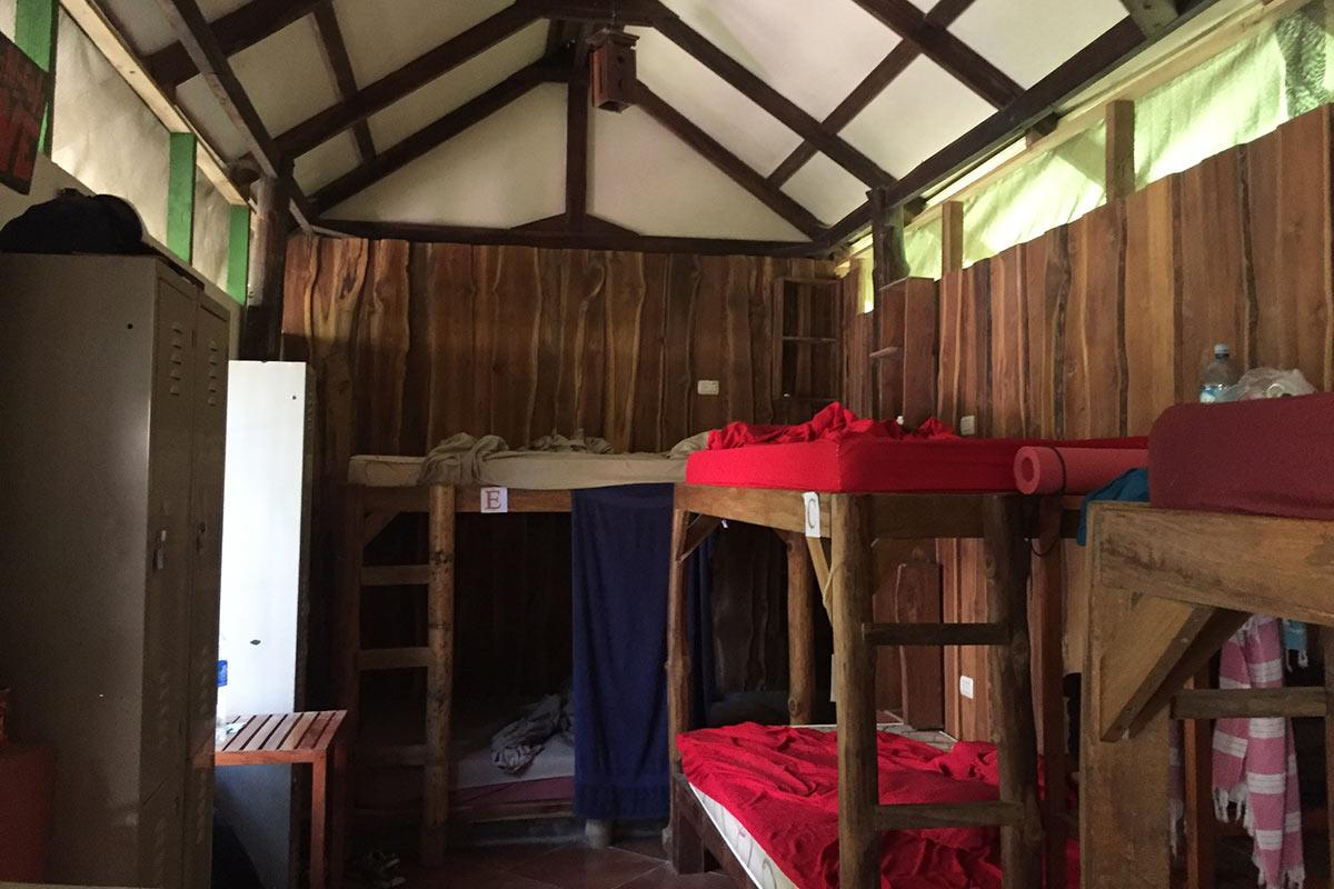 Casa Zen yatakhane, Santa Teresa